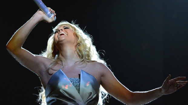 """[NBCAH] Carrie Underwood Gets Emotional About """"Idol"""""""