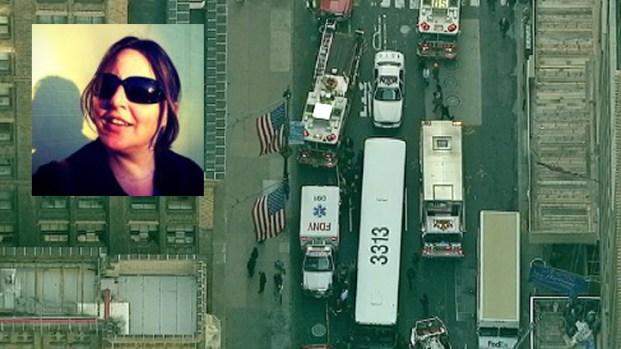 [NY] Freak Elevator Accident Kills Woman