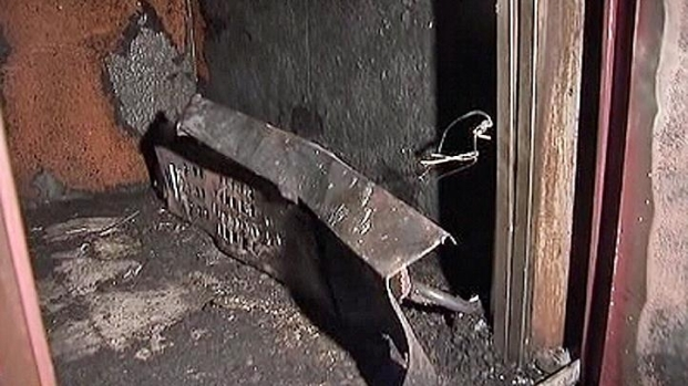[NY] Man Arrested in Elevator Torching