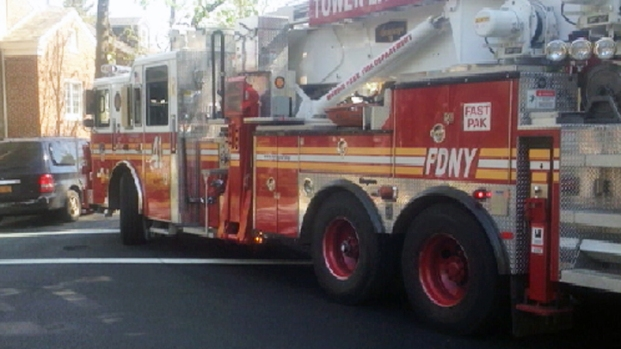 [NY] I-Team: Reconstructed Road Barely Allows Fire Truck