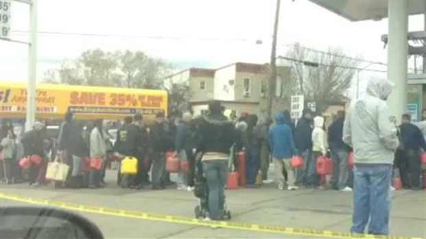 [NY] Gas Lines in Brooklyn Grow