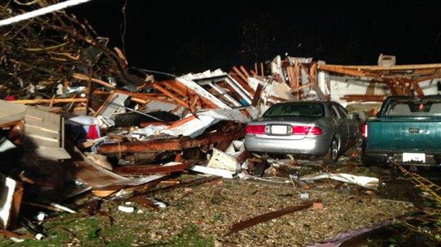[DFW] Granbury Suffers Massive Damage
