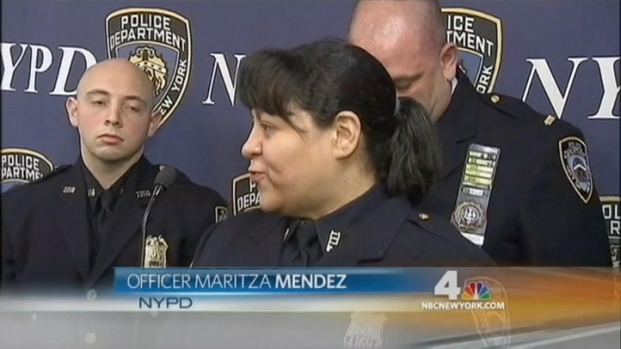 [NY] iPhone App Helps NYPD Officers