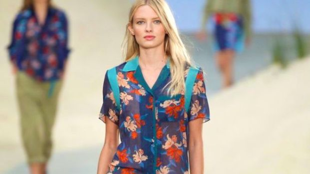 Runway Report: Tommy Hilfiger