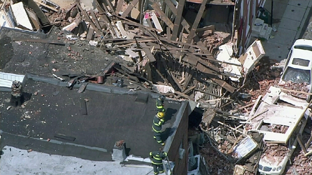 [PHI] Witness Recounts Moments After South Philly Home Explosion