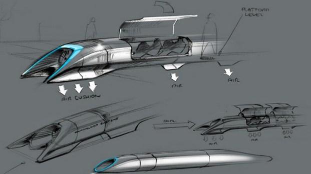 [BAY] Hyperloop Plans Revealed