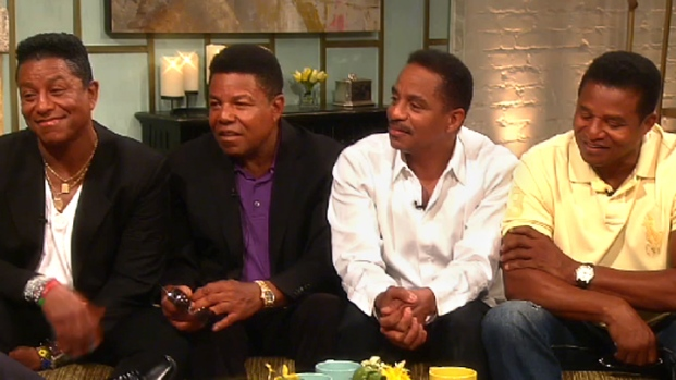 [NBCAH] The Jackson Brothers Share Childhood Stories