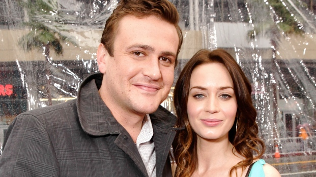 "[NBCAH] Jason Segel, Emily Blunt on ""The Five-Year Engagement"""