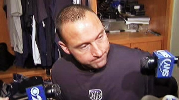 "[NY] Jeter: ""It's Disappointing"""