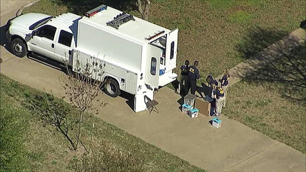 [DFW] Former Judge's Home in Kaufman Co. Searched