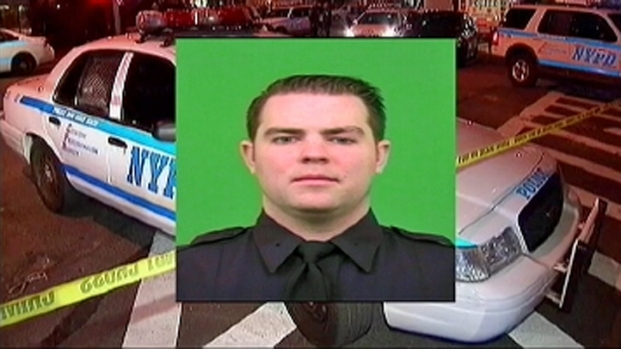 [NY] Family Copes After NYPD Officer Shot