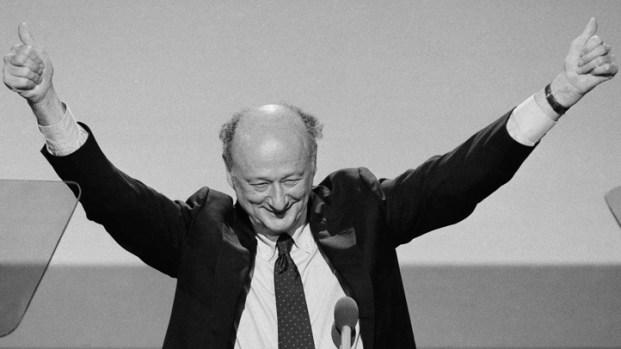 """[NY] Former Mayor Koch """"A Quintessential New Yorker"""""""