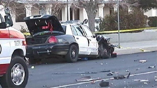 [LA] 2 Killed in Deputy Patrol Car Crash
