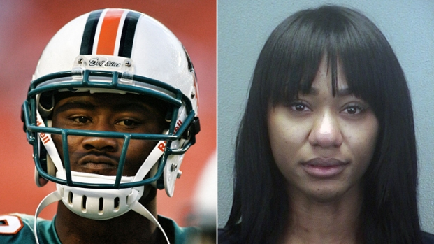 [MI] Wife Charged With Stabbing Brandon Marshall