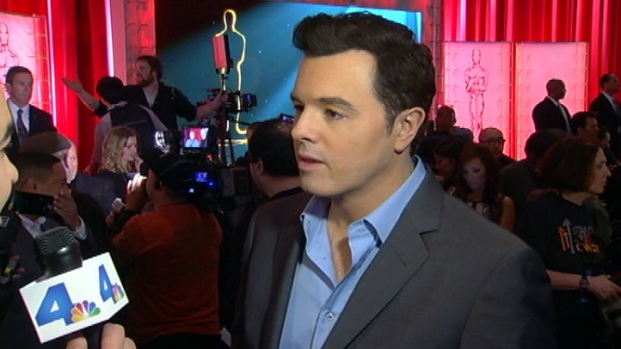 "[LA] Nomination Was ""Last Thing"" Seth MacFarlane Expected"