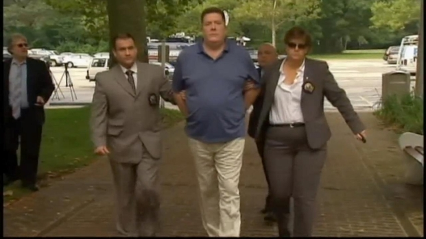 [NY] Perp Walk: L.I. Man Accused of Faking Own Death Surrenders