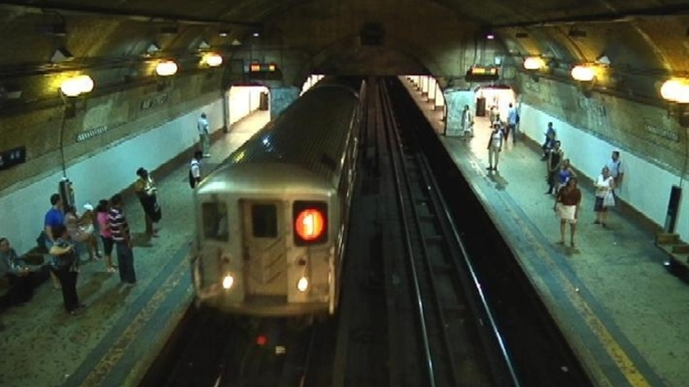 [NY] Serious Heat Can Mean Serious Problems for Straphangers