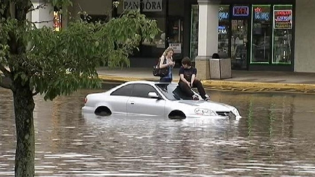 [NY] Severe Storms Put Rockland Under Water