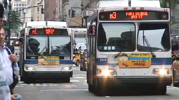 [NY] Teen Punched After Allegedly Bumping Into Man on Bus