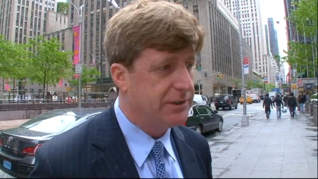 [NY] Patrick Kennedy on Shriver, Schwarzenegger Split
