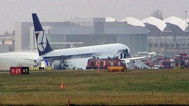 Newark Flight Makes Emergency Landing in Poland - NBC New York