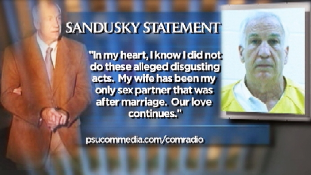 [NY] Sandusky Blames Victims on Eve of Sentencing
