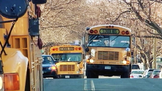 [NY] School Bus Drivers Put Off Strike