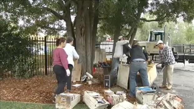 [BAY] Raw Video: MP School Had No Electronic Fire Alarm