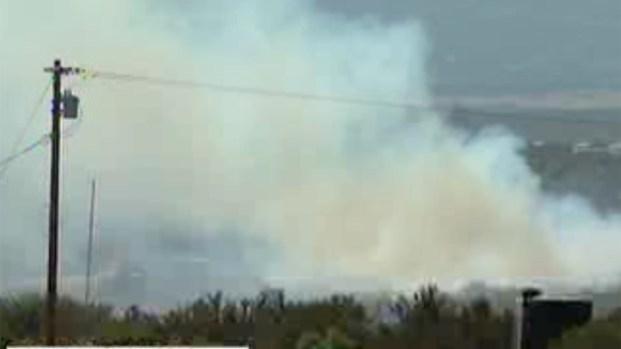 [DGO] Homes Burned in Shockey Fire