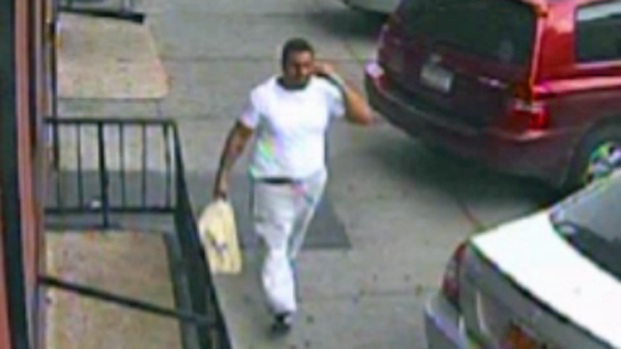 [NY] Surveillance Video of Suspect in Shooting That Killed 3