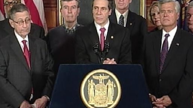 [NY] NY State Budget Is On Schedule