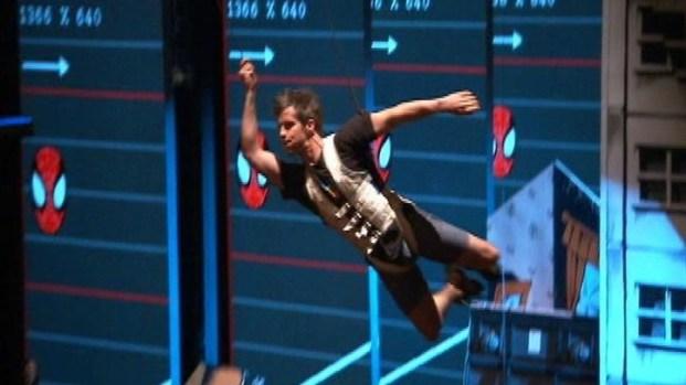 [NY] Spider-Man Fly Call