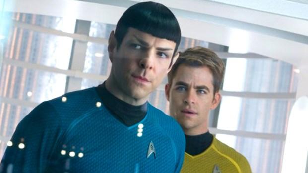 """[AP] """"Star Trek"""" Stars on the """"Spectacle"""""""