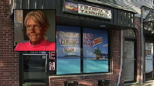 [NY] NJ Mom Arrested for Tanning Booth Trip