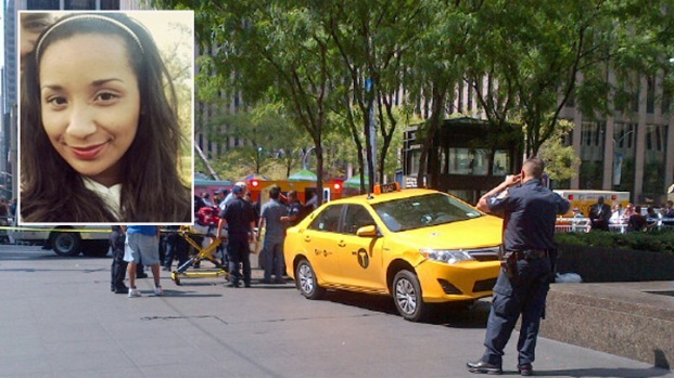 "[NY] Parents of Taxi Crash Victim Hope She Is ""On Her Way to Recovery"""