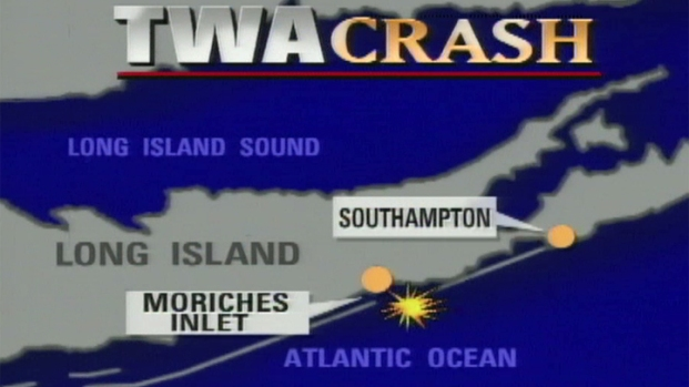 [NY] From the Archives: July 1996 TWA Flight 800 Crash