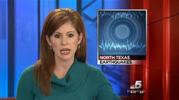 [DFW] USGS Talks About Texas Quakes