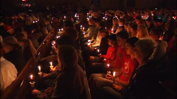 [DFW] Vigil Held for Town of West Victims