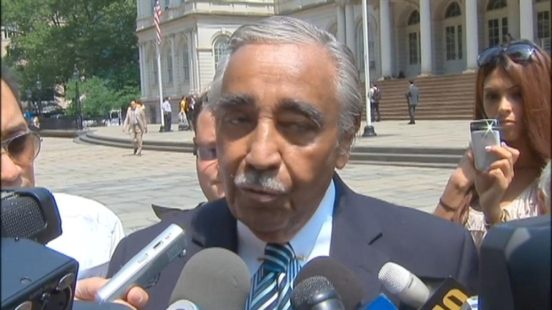 "[NY] Rangel: ""Of Course"" Weiner Should Not Resign"