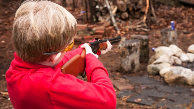 [NATL-BAY] Sport Shooting Gaining Popularity With Youth, NRA Benefits