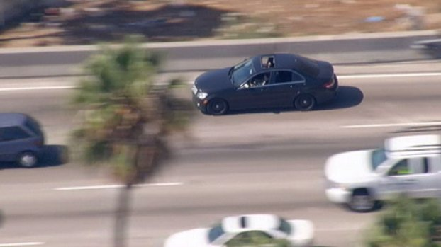 """[LA] Covering Car Chases: """"There's No Going Back"""""""