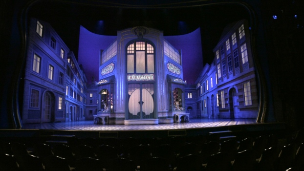 "Design Secrets From the Hit Broadway Show ""She Loves Me"""