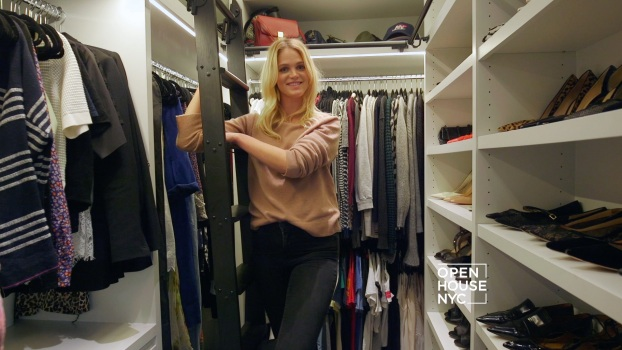 Erin Heatherton Shows Us Her Stylish NYC Pad