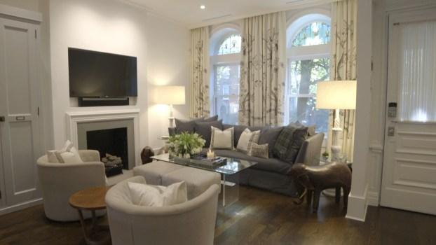 Stylish Brooklyn Brownstone | Open House TV