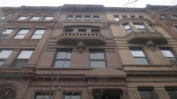 Mariska Hargitay's Upper West Side Townhome