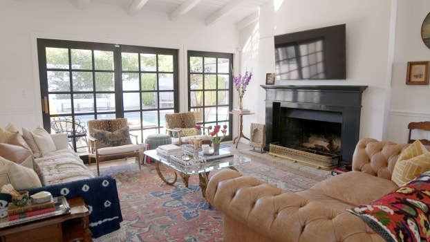 This Newport Beach Cottage Is California Eclectic | Open House TV