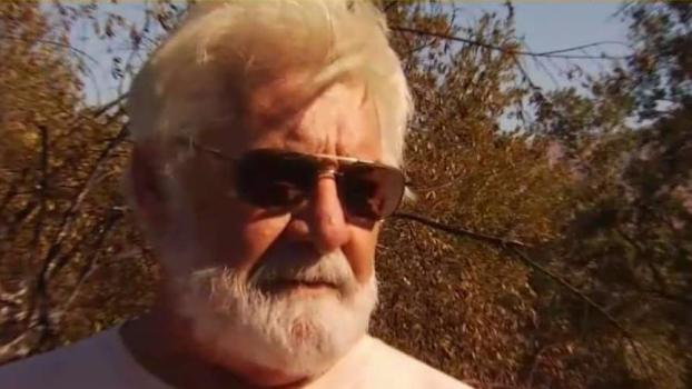 Man Loses Home to Wildfires Just 2 Weeks After Wife's Death