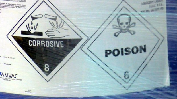 Controversial Chemical Used In Zika Spraying