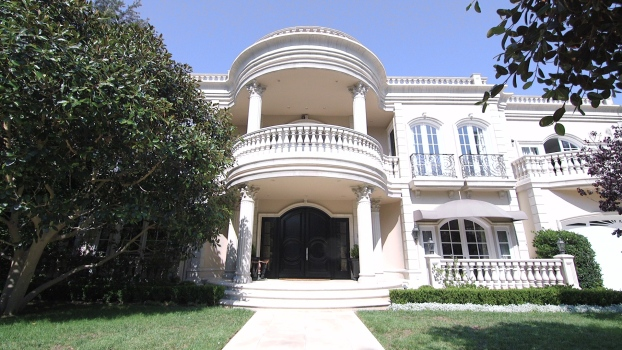 The Ultimate Entertaining Home in LA