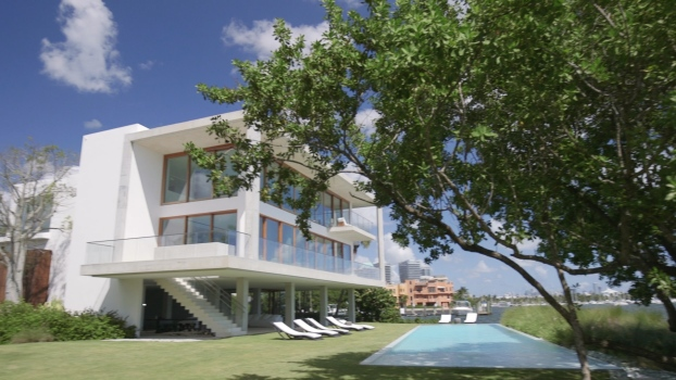 An Modernist Marvel on the Miami Waterfront
